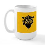 Viking Gold Large Mug