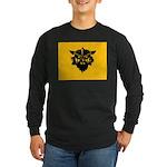 Viking Gold Long Sleeve Dark T-Shirt