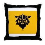 Viking Gold Throw Pillow