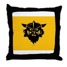 Viking Gold Throw Pillow