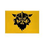 Viking Gold Rectangle Magnet (100 pack)