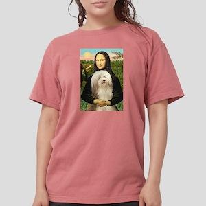 Beardie 16 - Mona Lisa Womens Comfort Colors S