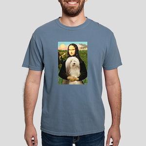 Beardie 16 - Mona Lisa Mens Comfort Colors Shi