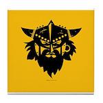 Viking Gold Tile Coaster