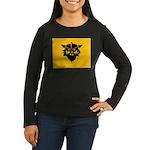 Viking Gold Women's Long Sleeve Dark T-Shirt