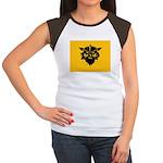 Viking Gold Junior's Cap Sleeve T-Shirt