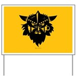 Viking Gold Yard Sign