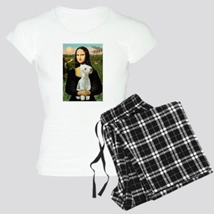 MP-MONA-BedlingtonT1 Women's Light Pajamas