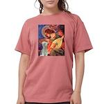 MP-ANGEL3-Bedlington1 Womens Comfort Colors Sh
