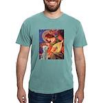 MP-ANGEL3-Bedlington1 Mens Comfort Colors Shir