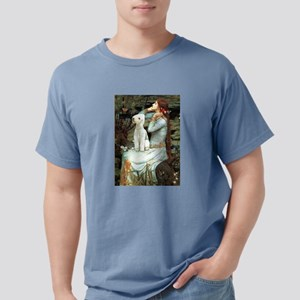 Ophelia / Bedlington T Mens Comfort Colors Shirt