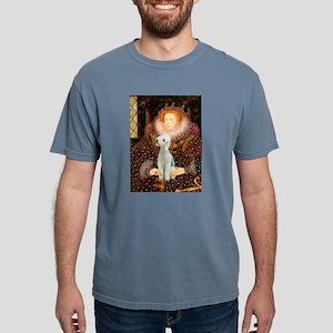 Queen / Bedlington T Mens Comfort Colors Shirt