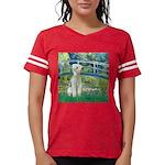 TILE-BRIDGE-Bedlington1 Womens Football Shirt