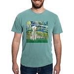 TILE-BRIDGE-Bedlington1 Mens Comfort Colors Sh