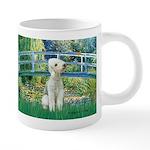TILE-BRIDGE-Bedlington1 20 oz Ceramic Mega Mug
