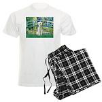TILE-BRIDGE-Bedlington1 Men's Light Pajamas