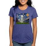 MP-STARRY-Bedlington1 Womens Tri-blend T-Shirt