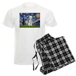 MP-STARRY-Bedlington1 Men's Light Pajamas