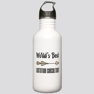 World's Best Lactation Stainless Water Bottle 1.0L
