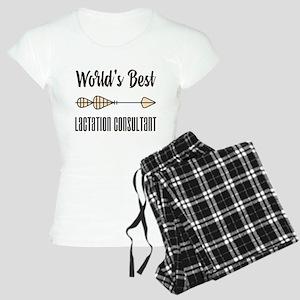 World's Best Lactation Cons Women's Light Pajamas