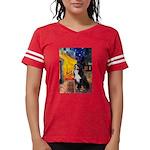5.5x7.5-Cafe-Bernese Womens Football Shirt
