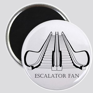 Escalator Magnet