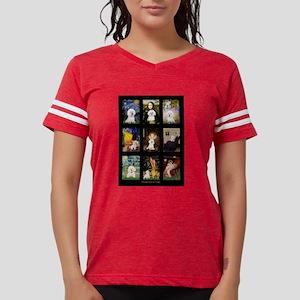 Bichon Masterpieces #1 Womens Football Shirt