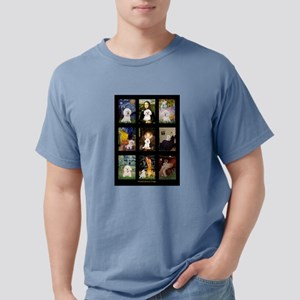Bichon Masterpieces #1 Mens Comfort Colors Shirt