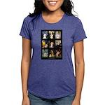 Bichon Masterpieces #1 Womens Tri-blend T-Shirt