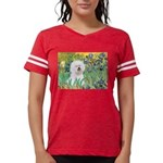 SFP.5-Irises-Bichon1 Womens Football Shirt