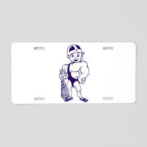 Fremont Ross Little Giants Aluminum License Plate
