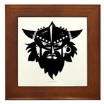 Viking Brute Framed Tile