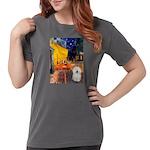 Cafe-Bolgonese1 Womens Comfort Colors Shirt
