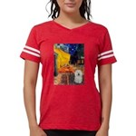 Cafe-Bolgonese1 Womens Football Shirt