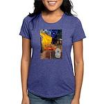 Cafe-Bolgonese1 Womens Tri-blend T-Shirt