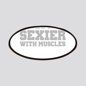 Girls are sexier with muscles Patch