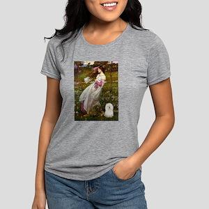 WINDFLOWERS-Bolognese2 Womens Tri-blend T-Shir