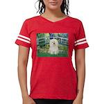 ORN-Rnd-BRIDGE-Bolognese2 Womens Football Shir