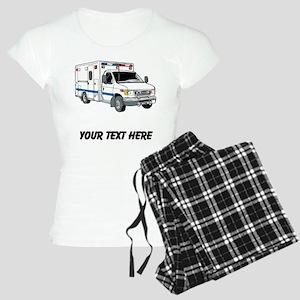 Ambulance (Custom) Pajamas
