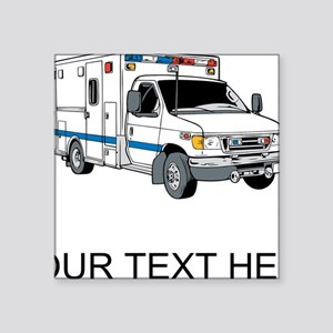 Ambulance (Custom) Sticker