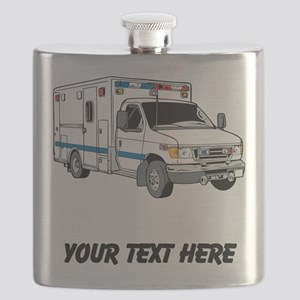 Ambulance (Custom) Flask