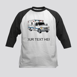 Ambulance (Custom) Baseball Jersey