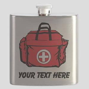 First Aid Kit (Custom) Flask