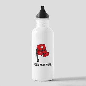 First Aid Kit (Custom) Water Bottle