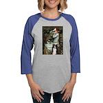 5.5x7.5-Ophelia2-BordC1 Womens Baseball Tee