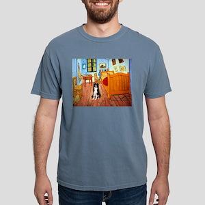 SFP.5ROOM-BordC2 Mens Comfort Colors Shirt
