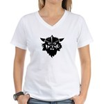 Viking Brute Women's V-Neck T-Shirt
