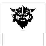 Viking Brute Yard Sign