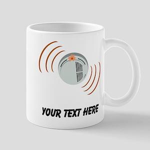 Smoke Alarm (Custom) Mugs