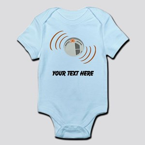 Smoke Alarm (Custom) Body Suit